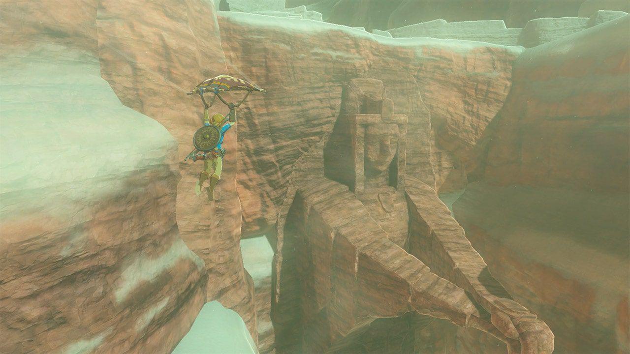 Zelda: Breath of the Wild - Nintendo Switch - USADO