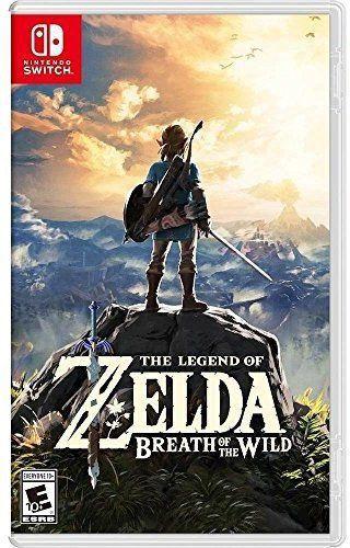 Zelda: Breath of the Wild USADO - Nintendo Switch