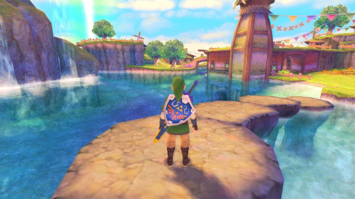 Zelda: Skyward Sword - Nintendo Switch