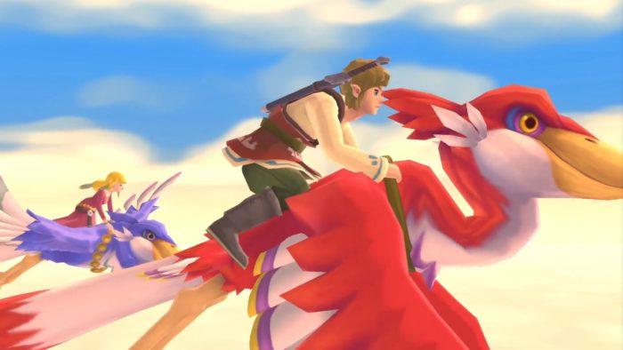 Zelda: Skyward Sword - Nintendo Switch - Pré Venda - Envio Internacional - FRETE GRÁTIS