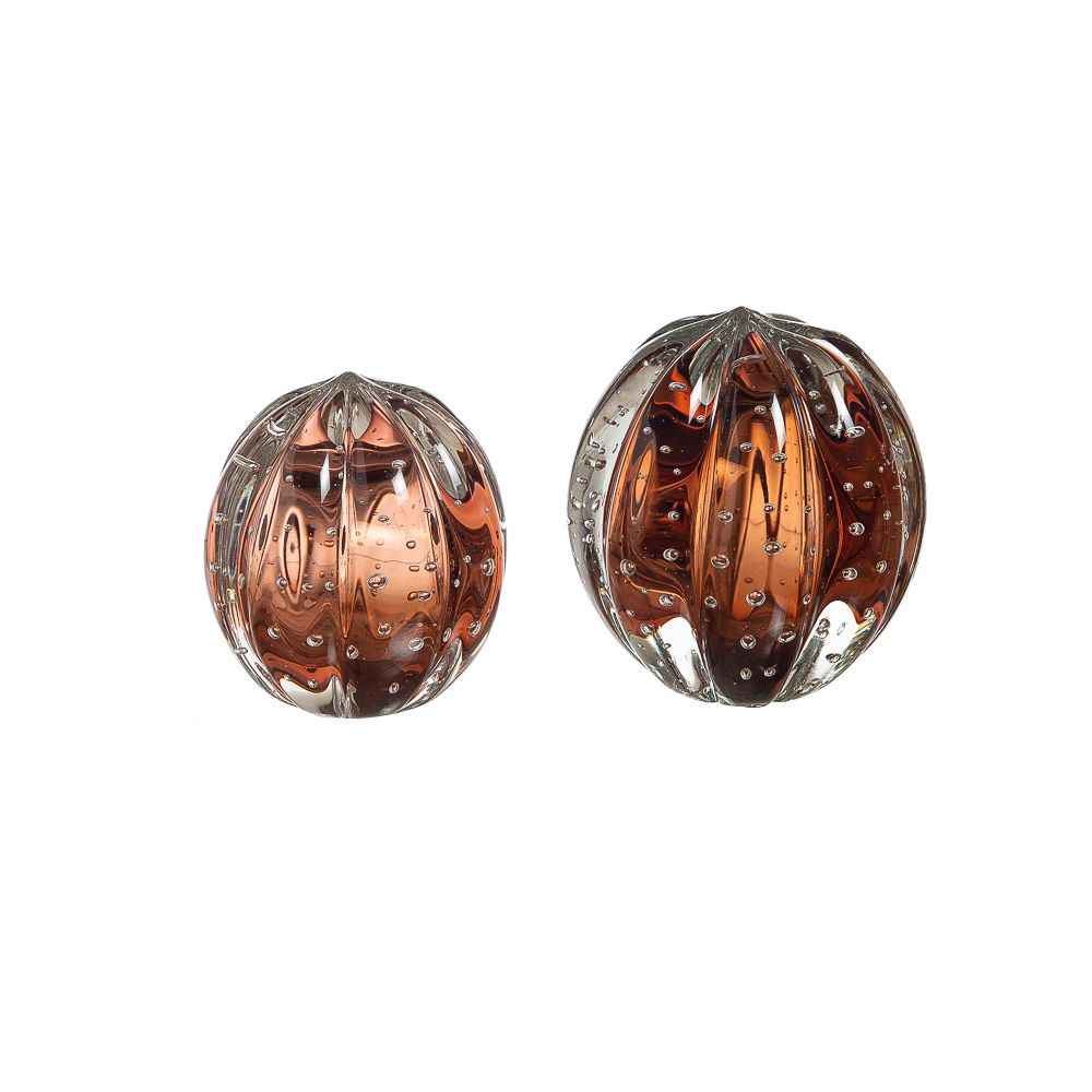 Esferas Murano Senna Bronze