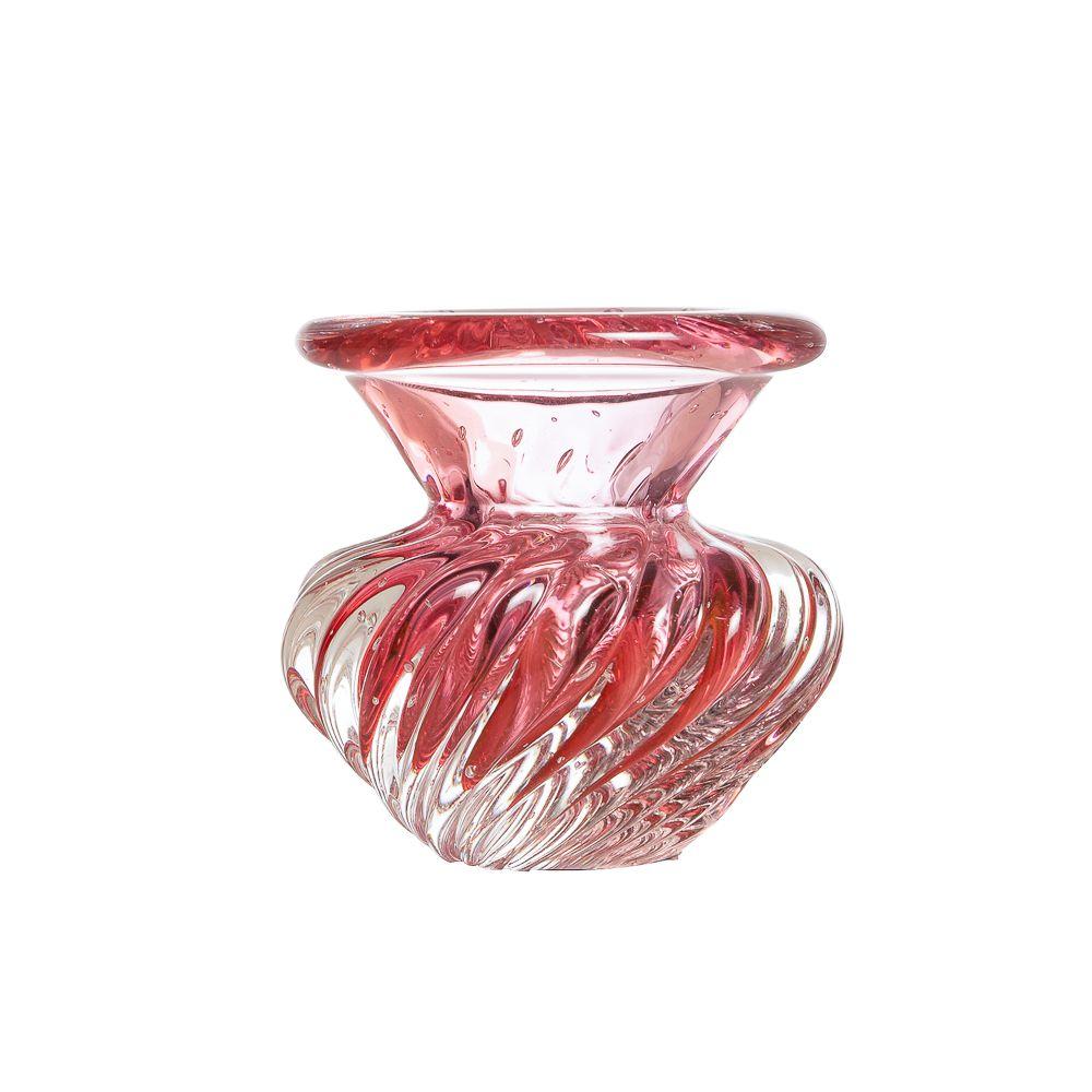 Mini Vaso Murano Cesky Coral