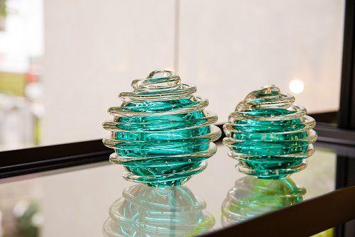 Esferas Murano Alentejo Esmeralda