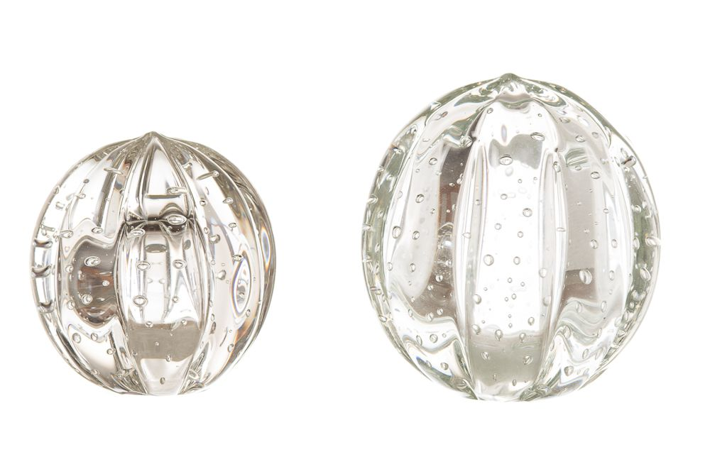 Esferas Murano Senna Cristal