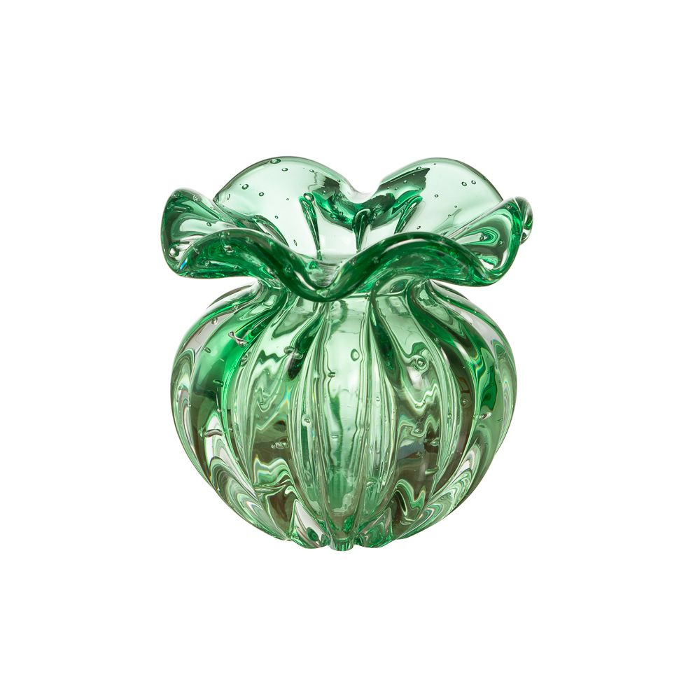 Vaso Murano Torcello New Jade