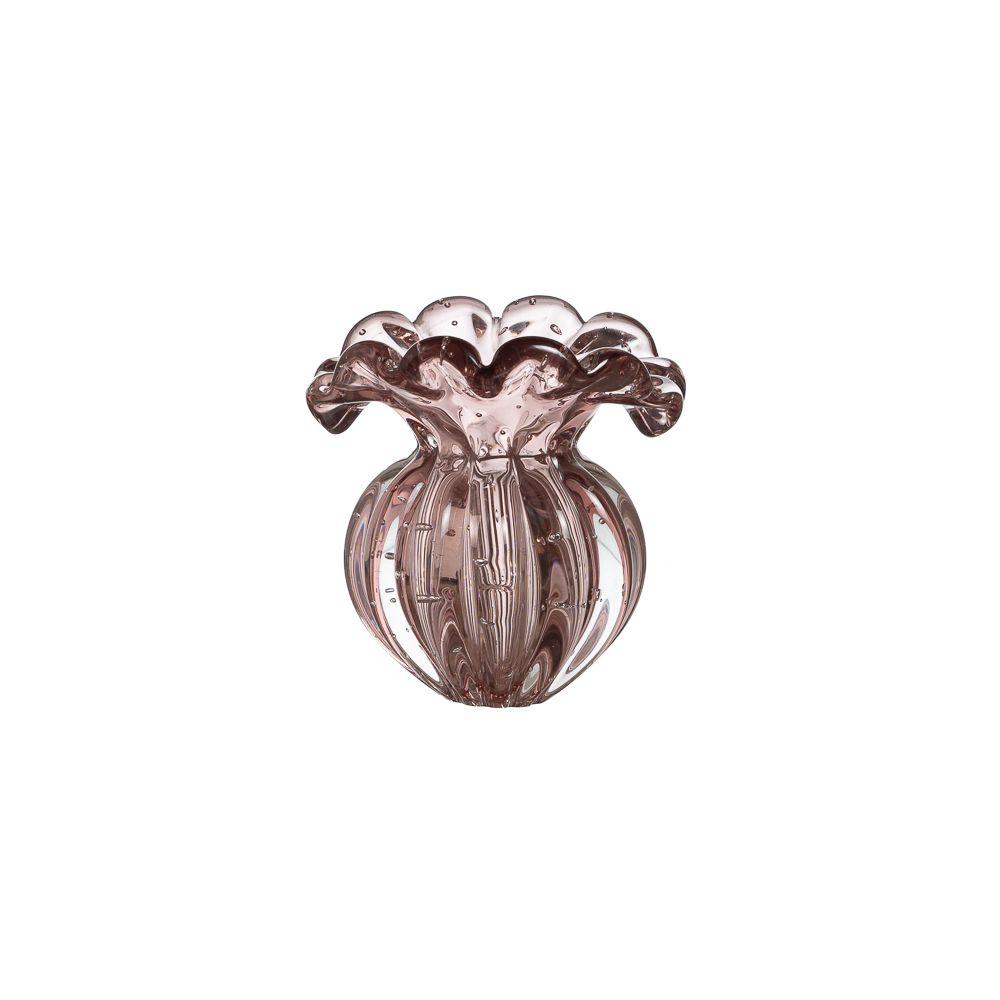 Mini Vaso Murano Toscana Rose