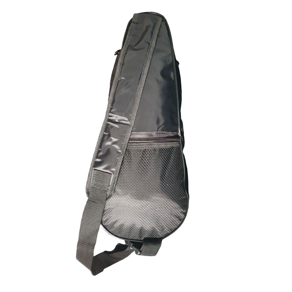 Bolsa Porta Raquetes de Frescobol Preta