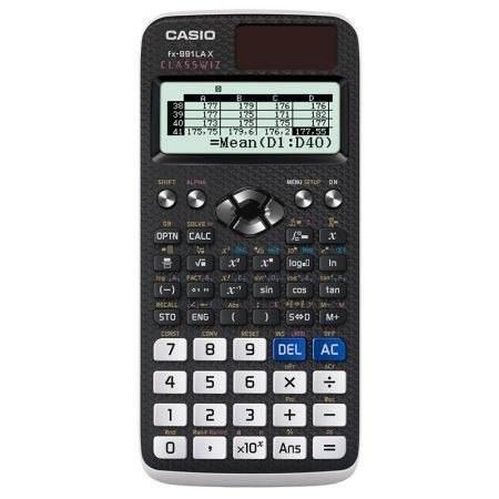 Calculadora Científica Casio Fx-991Lax 3 Anos de Garantia