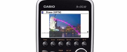 Calculadora Grafica Casio Fx-Cg10 Prizm