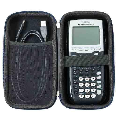 Capa Travel para calculadora Texas Nspire Cx Cas, 84 Plus, 89