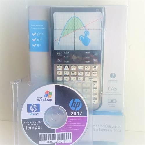 Calculadora Grafica Hp Prime G8x92aa