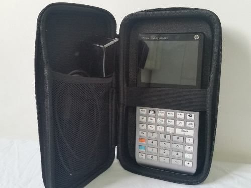 Capa Travel Slim para calculadora Texas Nspire Cx Cas, 84 Plus,89