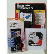 Calculadora Gráfica Texas Ti-nspire Cx Cas+pelicula+cdmaster
