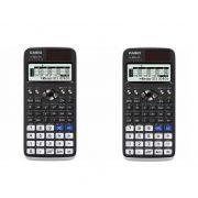 Kit 2 Calculadora Científica Fx-991lax 553 Funções - Casio
