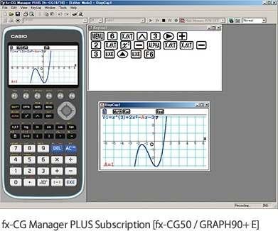 Calculadora Gráfica Casio Fx-Cg50 Prizm