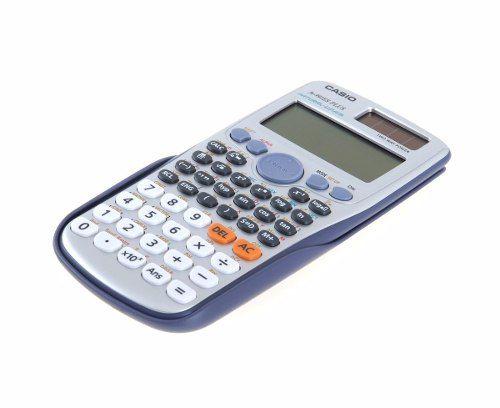 Calculadora Cientifica Casio Fx-991es Plus