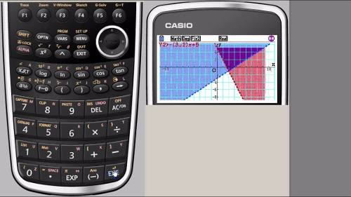Calculadora Grafica Casio FX-Cg20 Prizm
