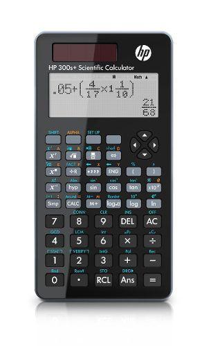 Calculadora Cientifica Hp 300s+