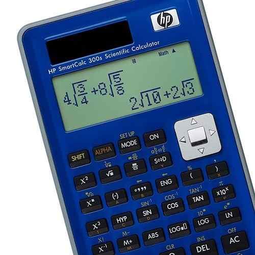 Calculadora Cientifica Hp SmartCalc 300s