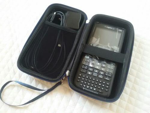 Capa Travel para calculadora Hp Prime, 50g, 12c, 300s, 10s, 17b
