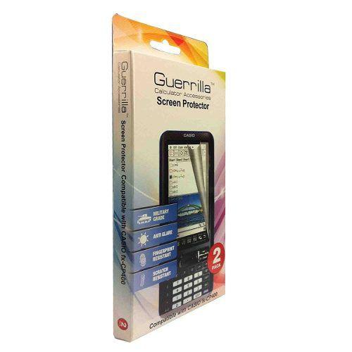 Película Calculadora Casio Fx Cp400 (kit com 2 unidades)