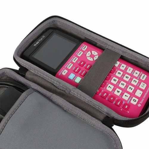 Capa Soft para calculadora Texas Nspire Cx Cas, 84 Plus, 89