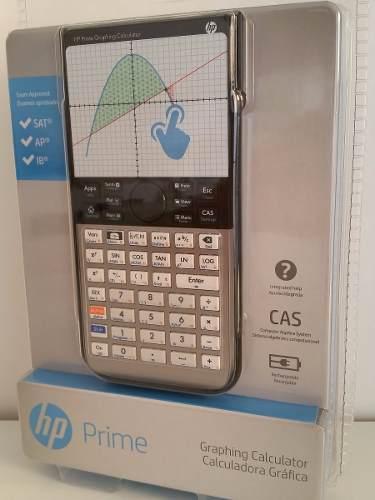 Calculadora Hp Prime Grafica G8x92aa