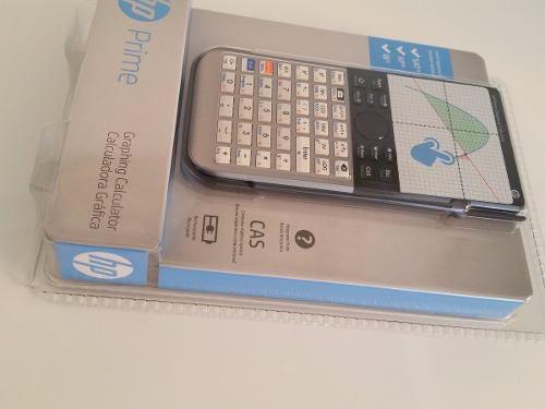 Calculadora Gráfica Hp Prime New G8x92aa