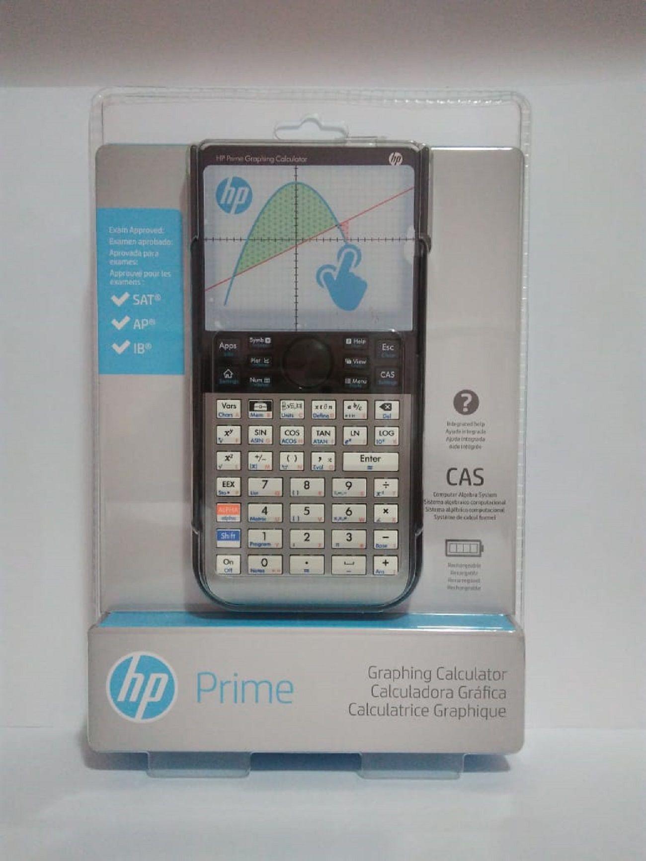 Calculadora Gráfica Hp Prime (G2)  2AP18AA