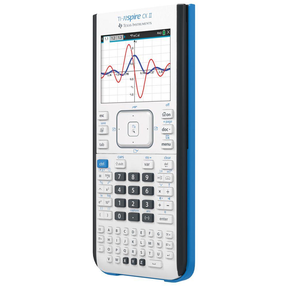 Calculadora Grafica Texas Ti-Nspire Cx II (Não possui modo Cas)