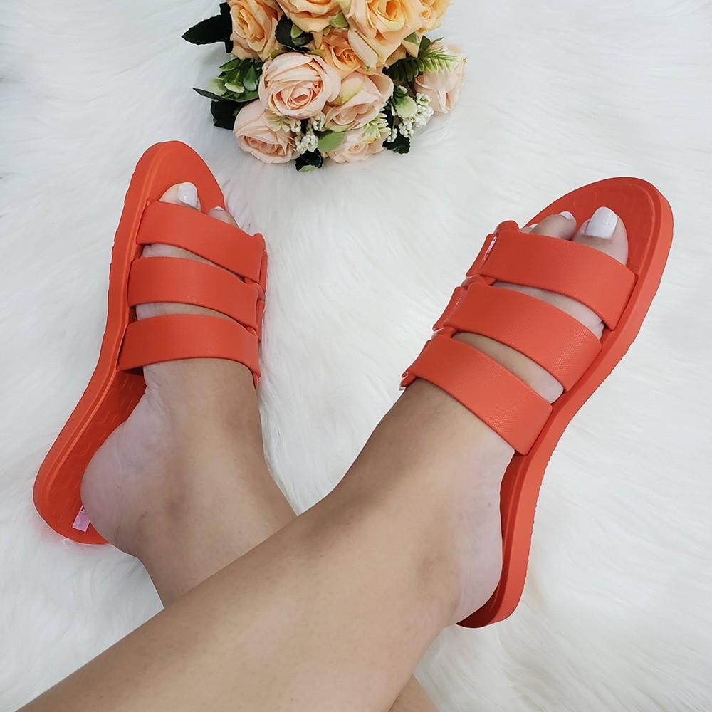 Chinelo Feminino Bold Ipanema-Coral