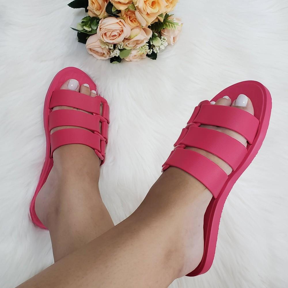 Chinelo Feminino Bold Ipanema-Rosa Pink