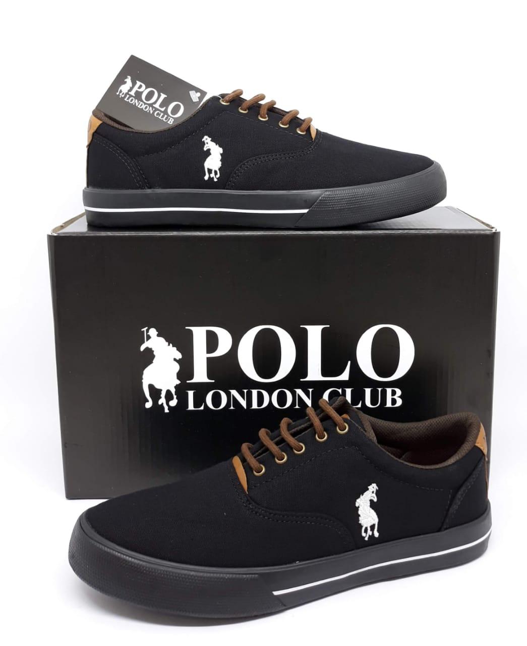Polo London Club Autêntico Masculino