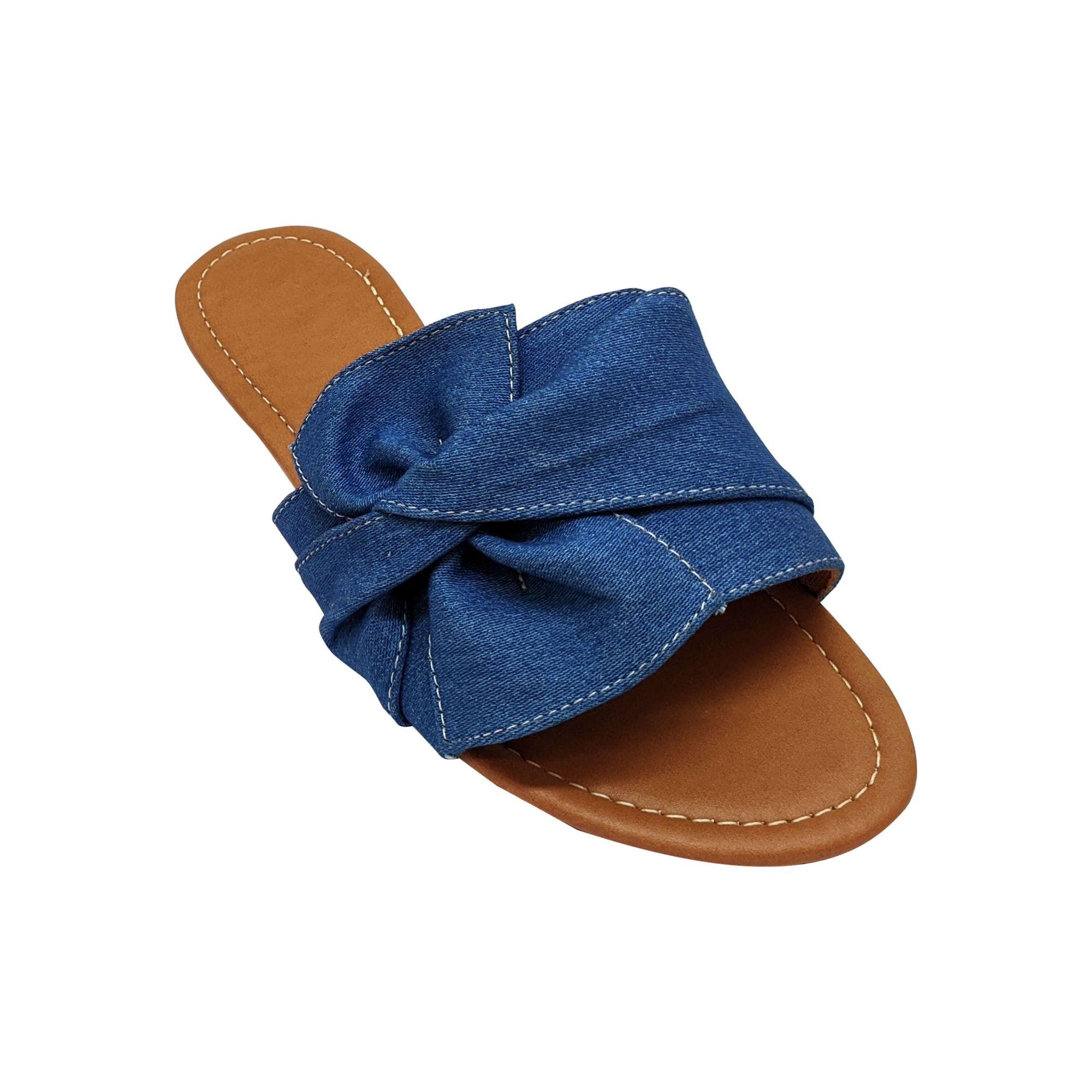 Rasteirinha Tradicional Heloká Jeans