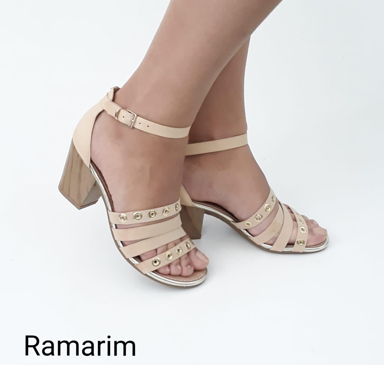 Sandália Ramarim