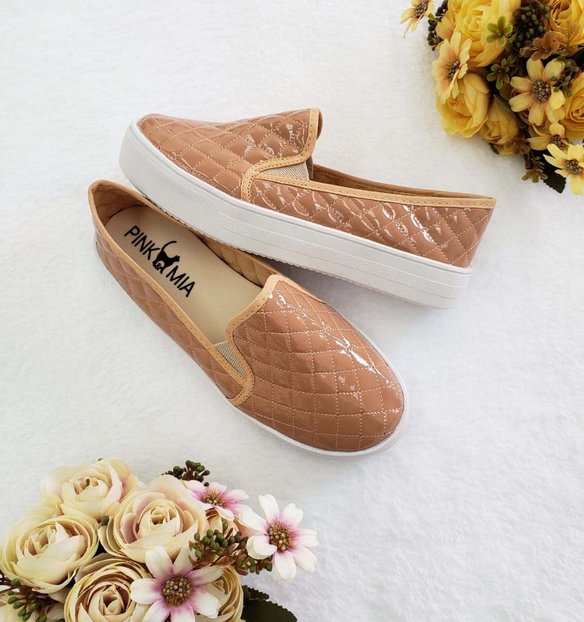 Slipper Confort Nude