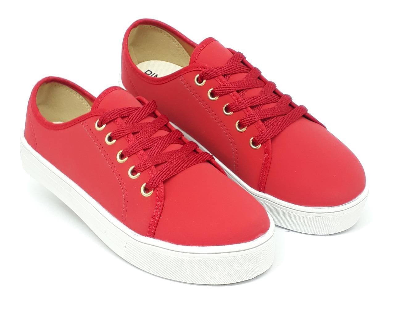 Tênis Encantus Vermelho
