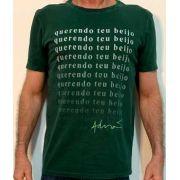T-shirt  Querendo seu beijo