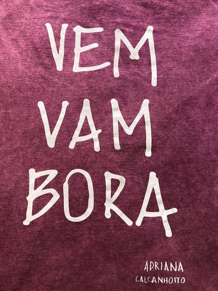 T-shirt VEM VAMBORA