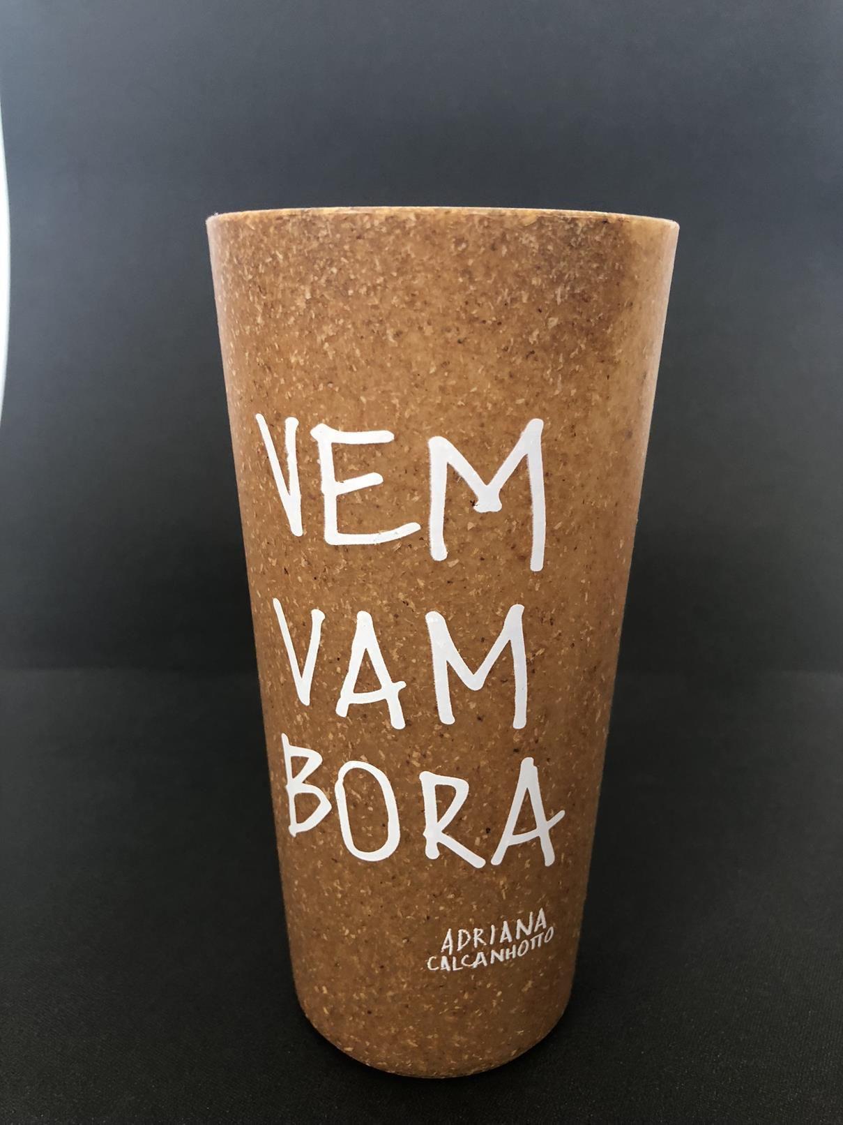 Copo Eco VEM VAMBORA