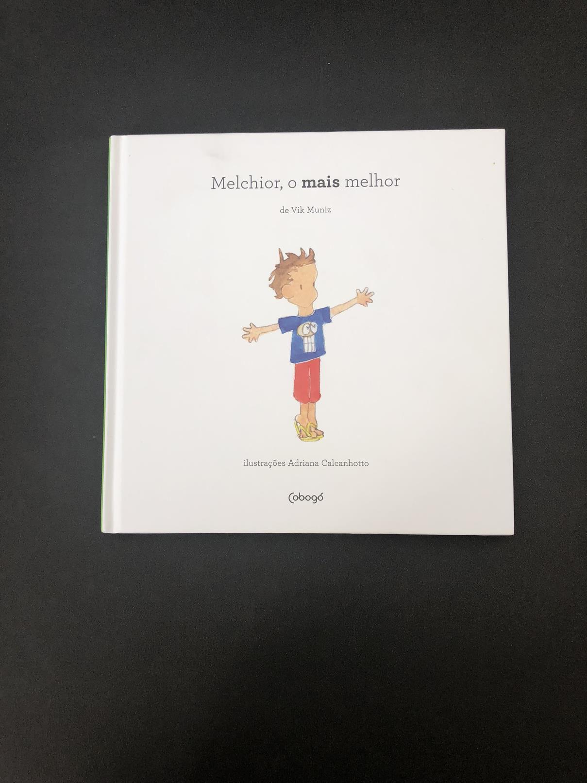 Livro Melchior, o mais melhor
