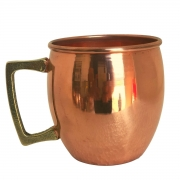 Caneca Moscow Mule Barril Grande 400 ml