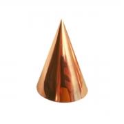 Cone de Cobre 7 cm para Radiestesia e Radiônica