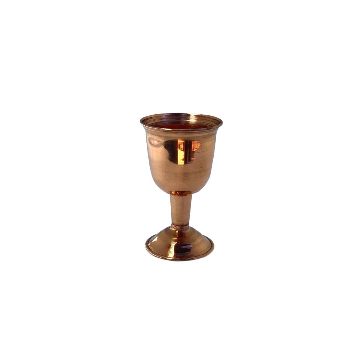 Cálice em cobre miniatura
