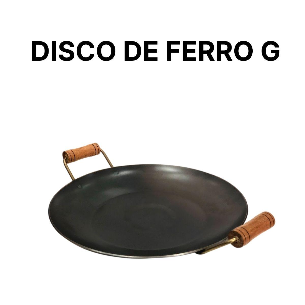 Chapa de Disco de Arado G- 40 cm