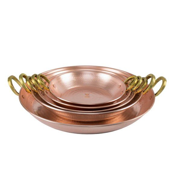 kit completo Paeja de cobre 5 peças