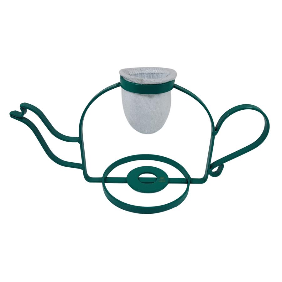 Mini Coador de Café Chaleira com Refil de Pano