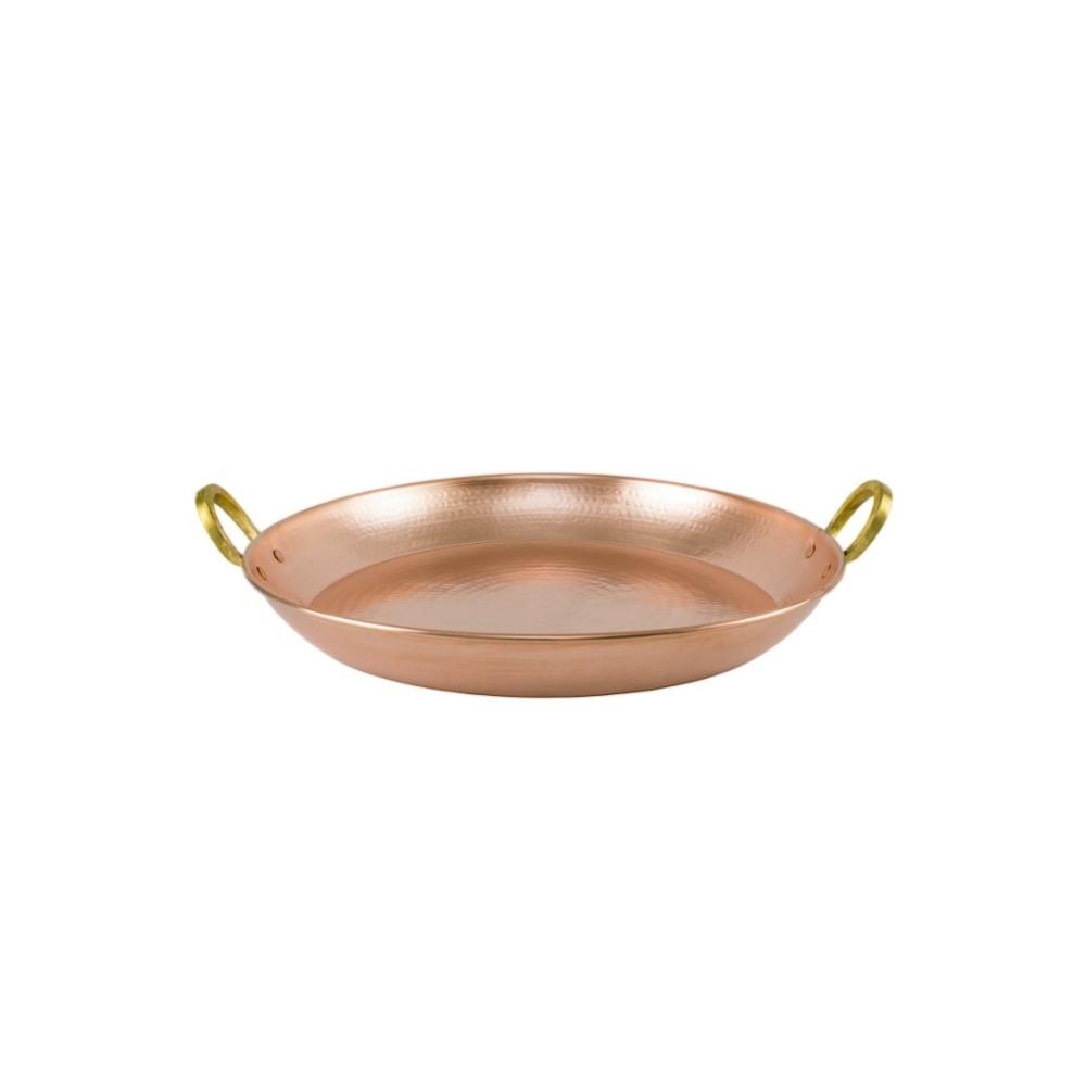 Paeja de cobre 36 cm de diâmetro