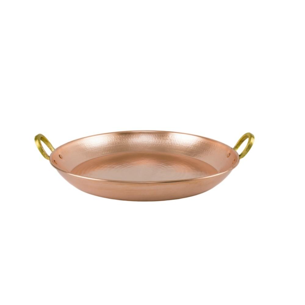 Paeja de cobre 40 cm de diâmetro