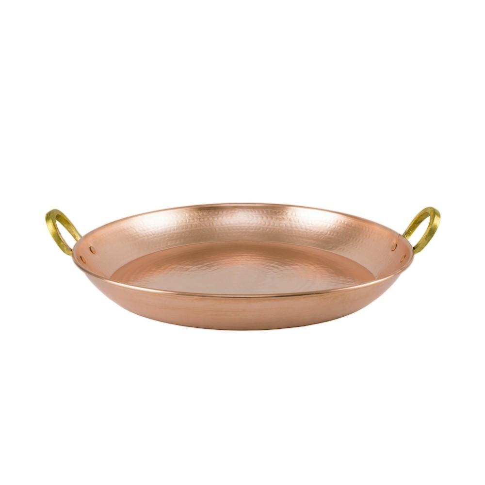 Paeja de cobre 45 cm de diâmetro